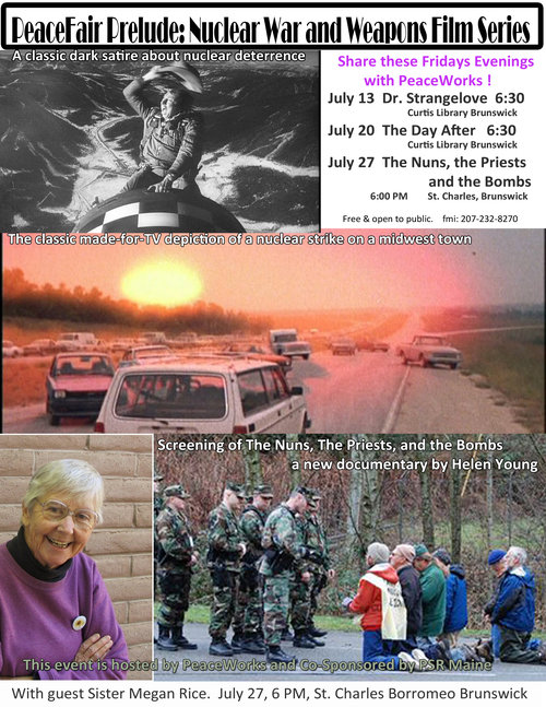Film Series Imagine A World Without Nuclear Weapons