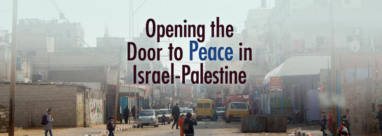 Opening Door to Peace in Israel-Palestine