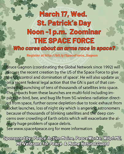 SpaceForceFlierFeb19Shamrock flier